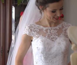 Reportaż z przygotowań do ślubu