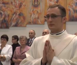 Święcenia Kapłańskie w kościele seminaryjnym EMAUS